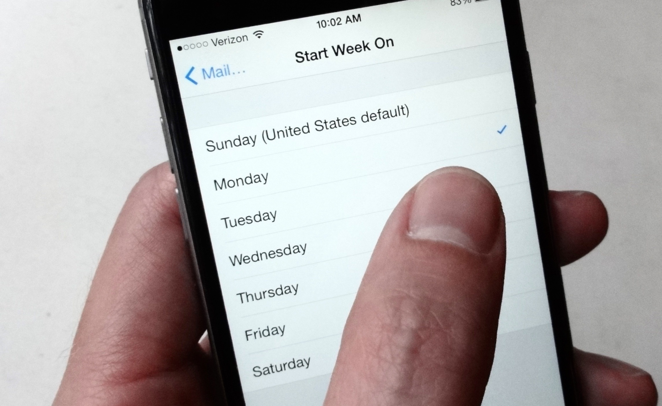 10 Gotta-Know Calendar Tips For Ios | Macworld_Iphone 6 Calendar Blank