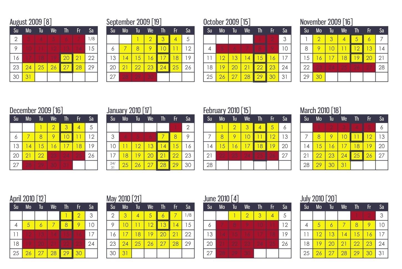 2009 2010 Calendar Year Round School Calendar   Nicegalleries_A Year Round School Calendar