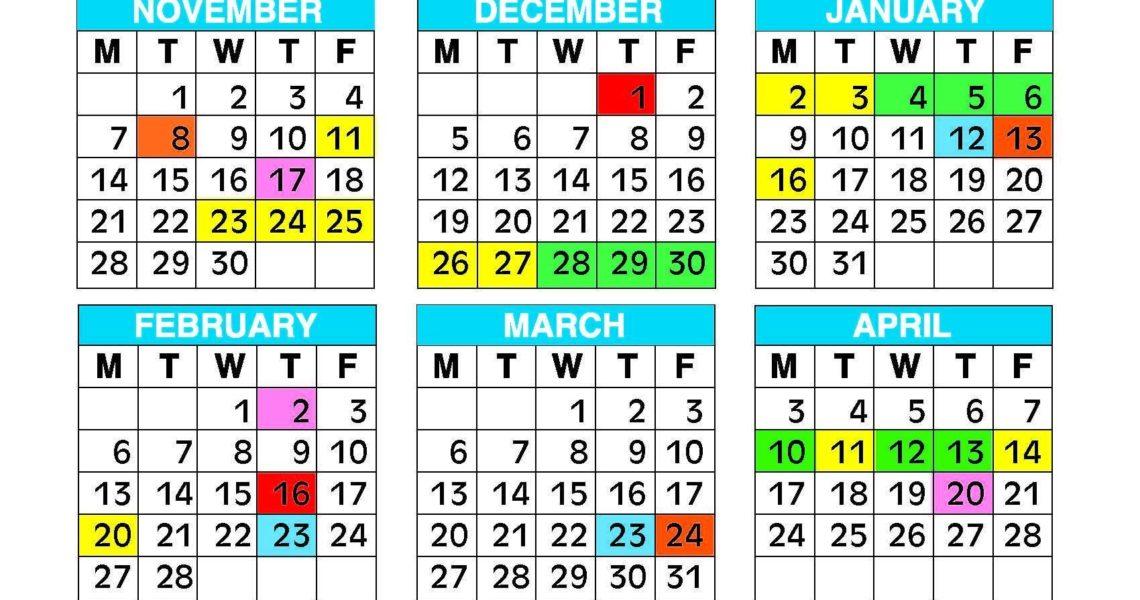 2017 2018 School Calendar Broward 2017 2016 School Calendar Broward_School Calendar In Broward County