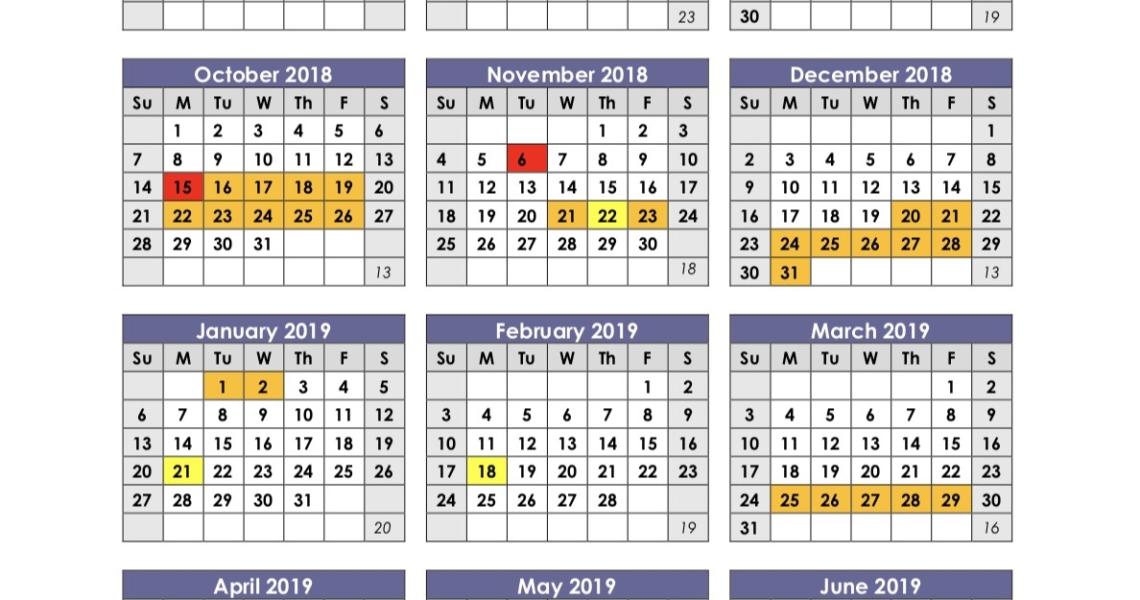 2018 2019 20School 20Calendar 10 West Ada School Calendar_School Calendar West Ada