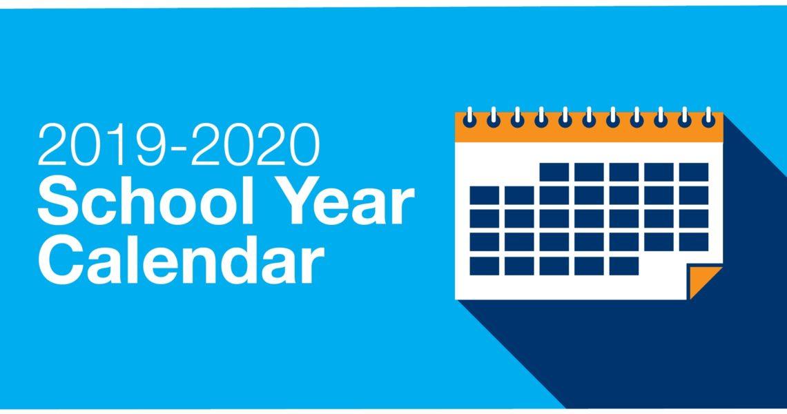 2019-2020 School Year Calendar | Madison Metropolitan School_School Calendar Madison Wi