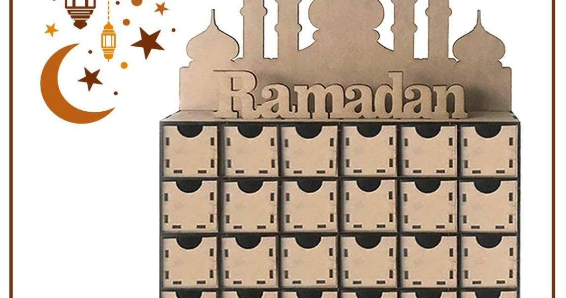 2019 Countdown Board Eid Mubarak Muslim Islam Ramadan Days Date_Calendar Countdown To Buy