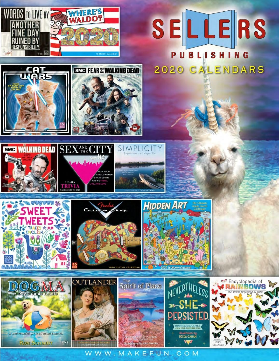 2020 Calendars From Sellers Publishing By Sellers Publishing - Issuu_Unit 5 School Calendar 2020-18