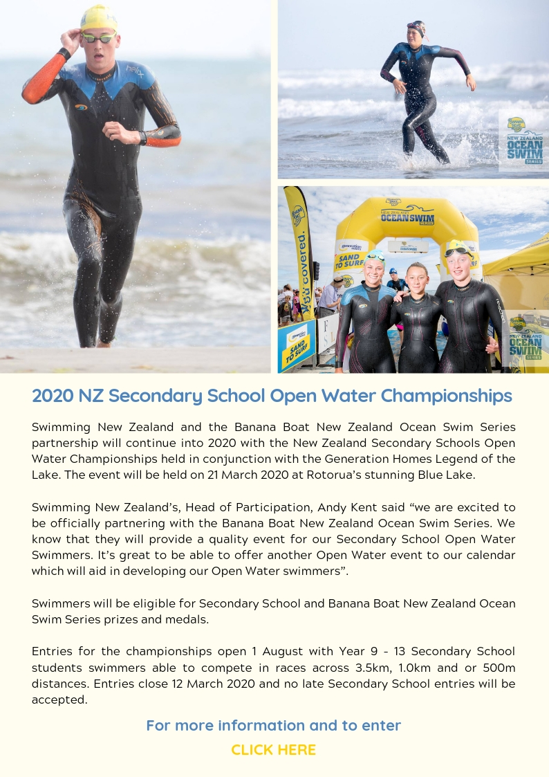 2020 Nz Secondary School Open Water Championships_Nz Secondary School Calendar 2020