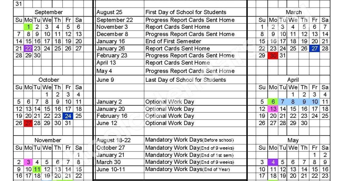 25 Awesome Lincoln Elementary School Calendar_School Calendar Lincoln County Nc