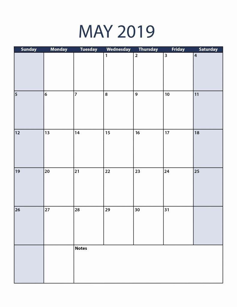 37 Blank Printable Calendar 2019 Laboole::may 2019 Iphone Calendar_Calendar Blank On Iphone