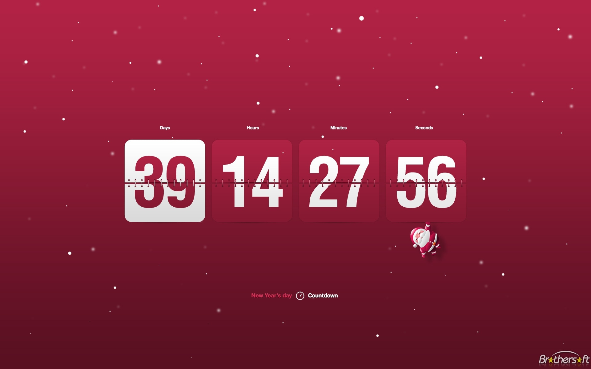 49+] Desktop Wallpaper Countdown Timer On Wallpapersafari_Countdown Calendar For Computer Desktop