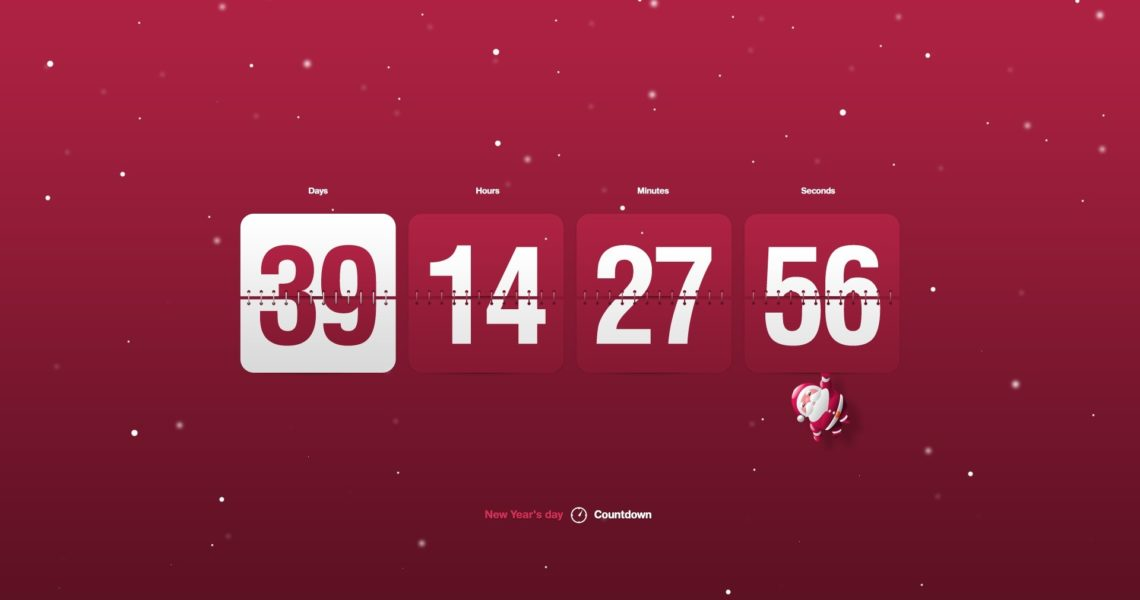 49+] Desktop Wallpaper Countdown Timer On Wallpapersafari_Countdown Calendar Screensaver Free Download