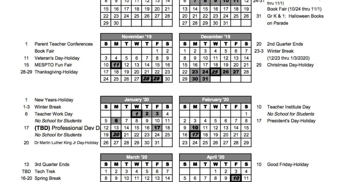 Academic Calendar – Parents – Moanalua Elementary_King Kamehameha 3 School Calendar