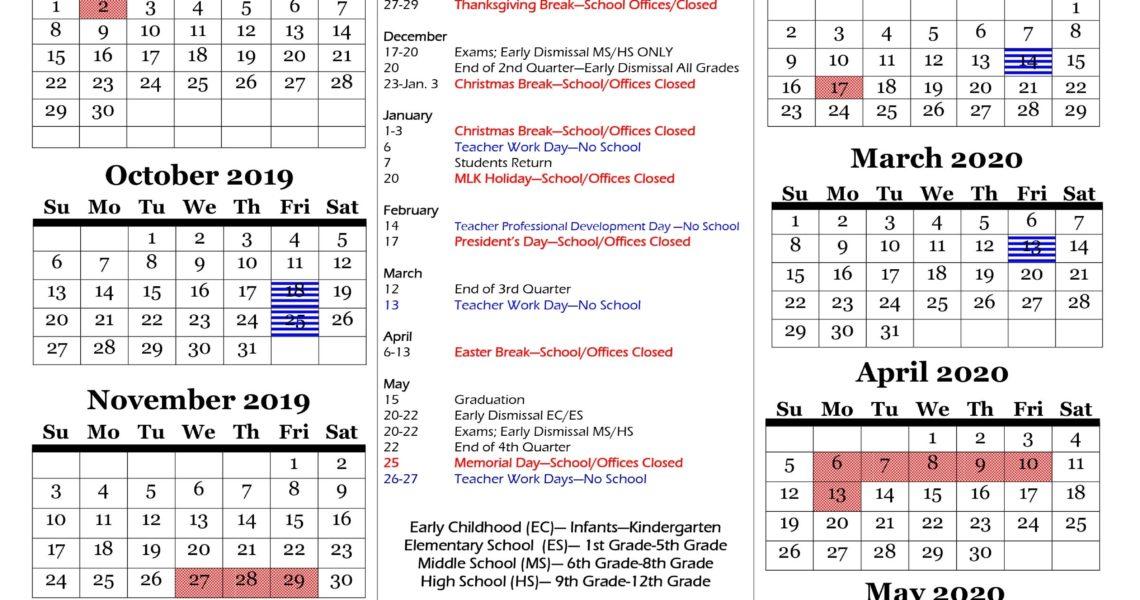Academic Calendar - Westminster Catawba Christian School_School Calendar Rock Hill Sc