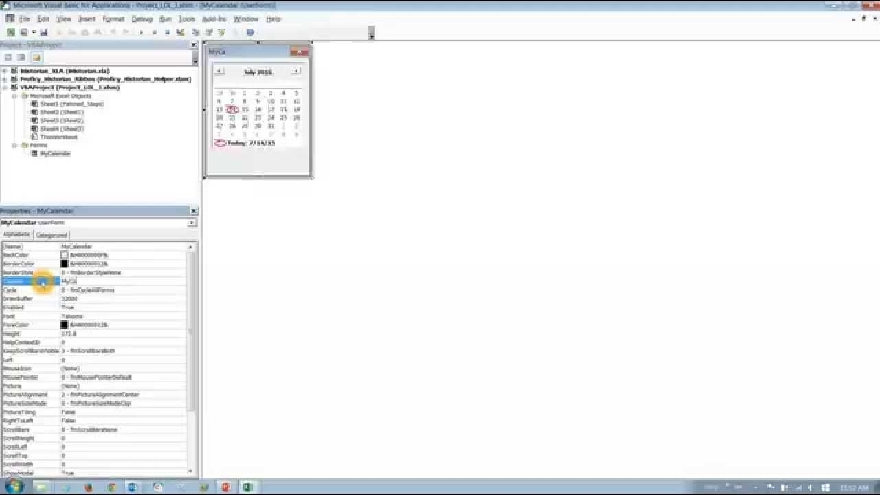 Add Calendar Icon To Excel Cell • Printable Blank Calendar Template_Calendar Icon In Excel