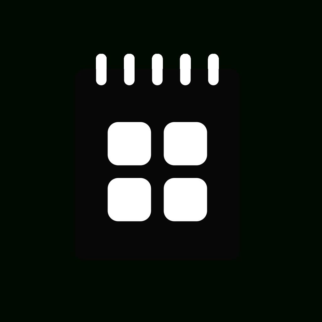 Agenda, Calendar, Date, Event Icon_Calendar Date Event Icon