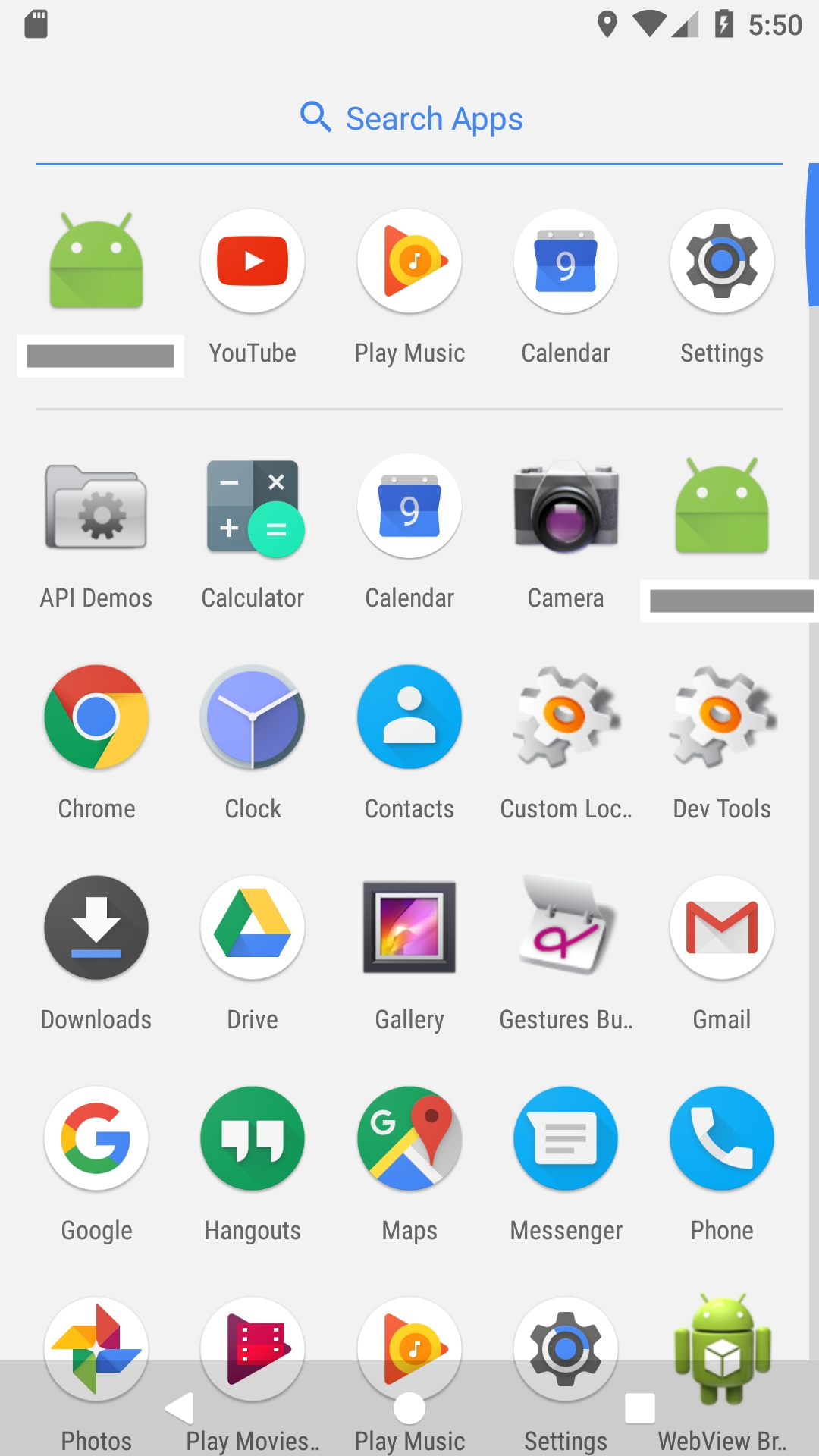 App Icon Launcher Not Showing In Android 7.1.1 - Stack Overflow_Calendar Icon Not Working