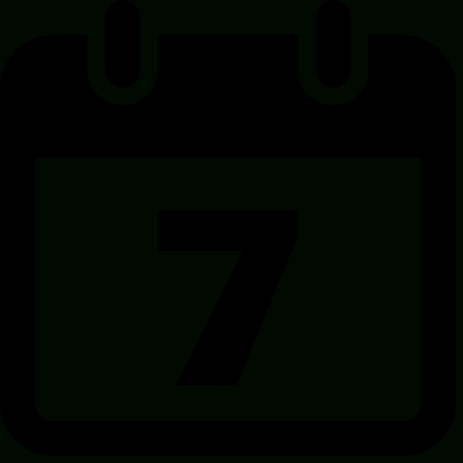 Apple Calendar Icon Generator • Printable Blank Calendar Template_Apple Calendar Icon Generator