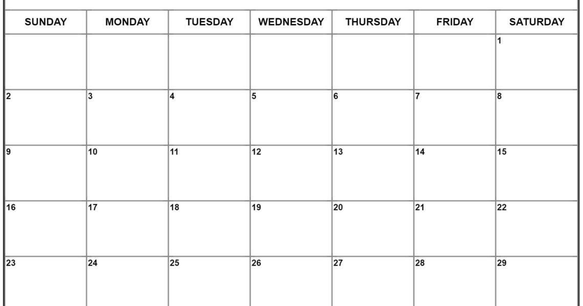 August 2020 Calendar | Free Printable Monthly Calendars_Calendar Blank August 2020