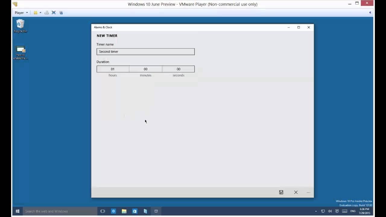 Awesome Countdown Timer Features In Windows 10_Countdown Calendar Windows 7