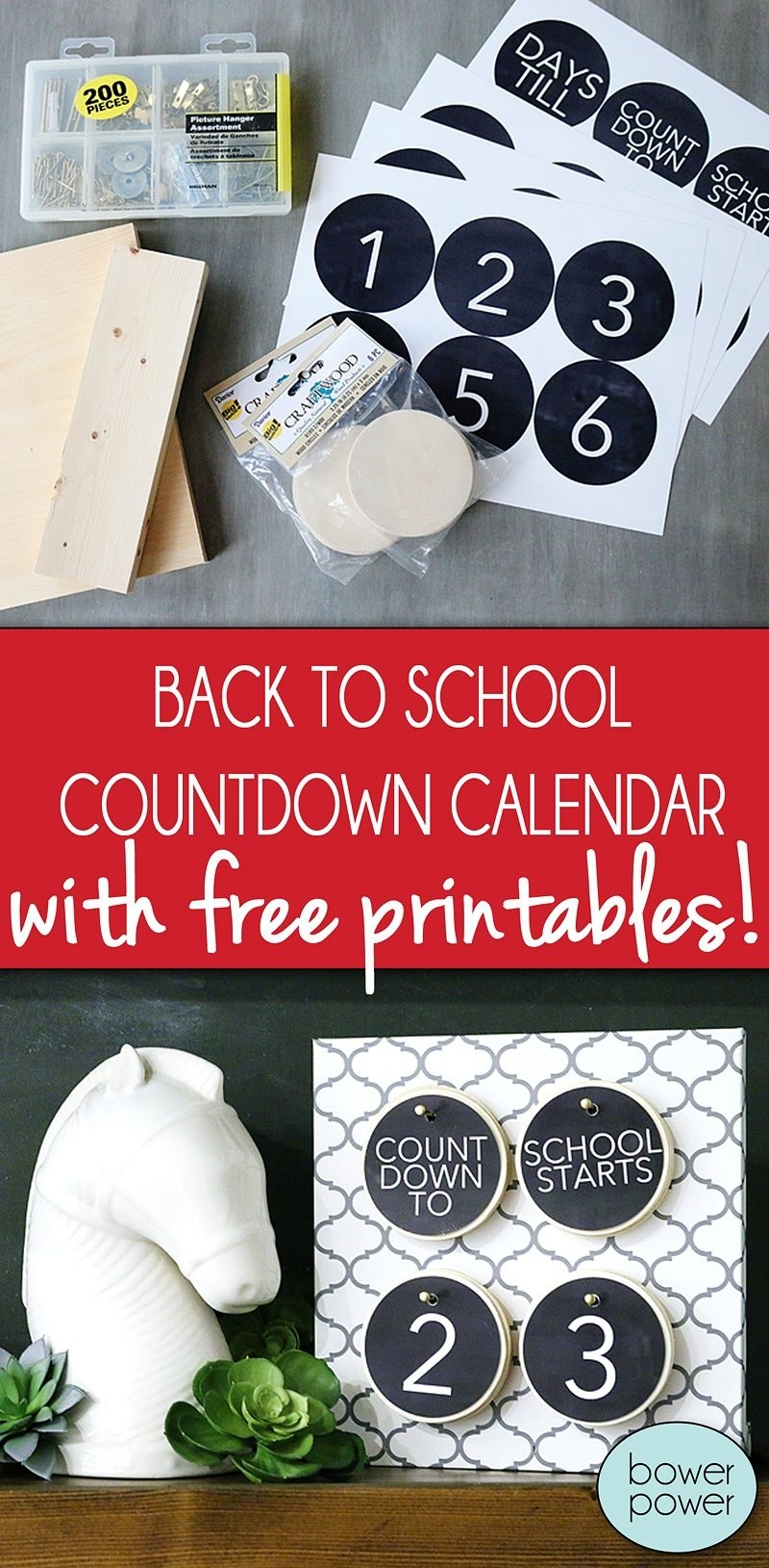 Back To School Countdown Calendar  </p>   </div>        <br>     <div class=