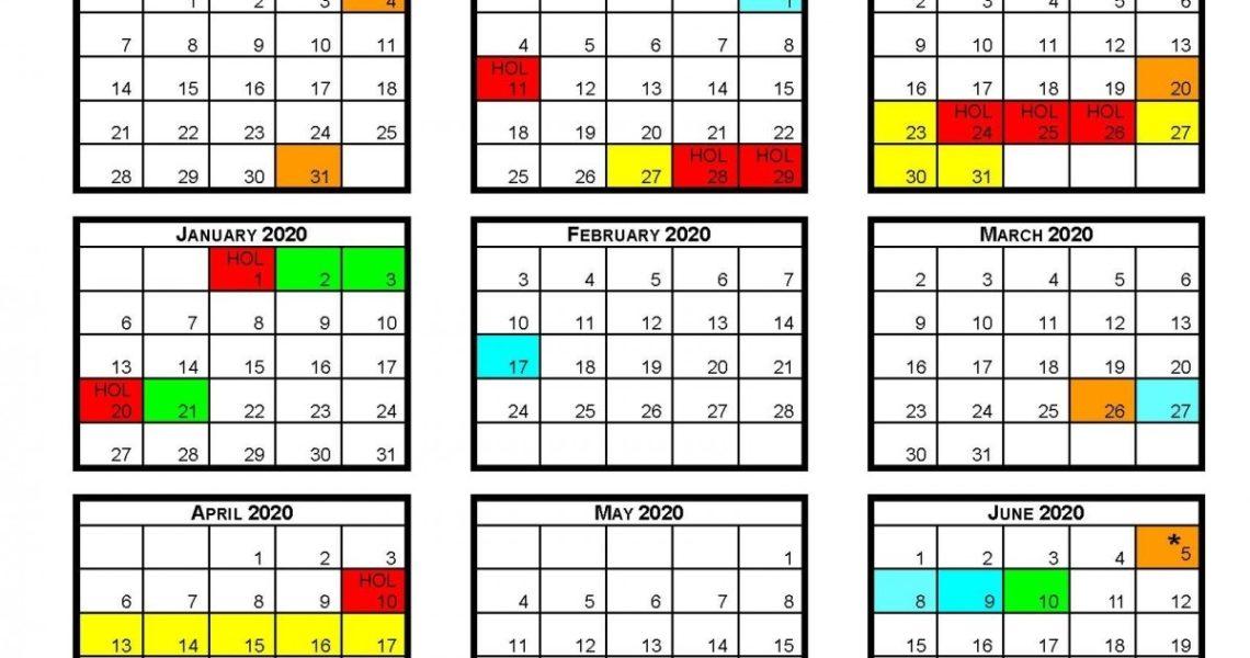 Bcs School Calendars | Beaufort County Schools_L Thomas Heck School Calendar