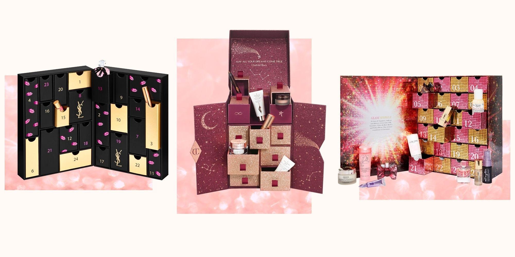 Beauty Advent Calendars 2019: 40+ Of Best, Charlotte Tilbury, Asos_Beauty Countdown Calendar 2019