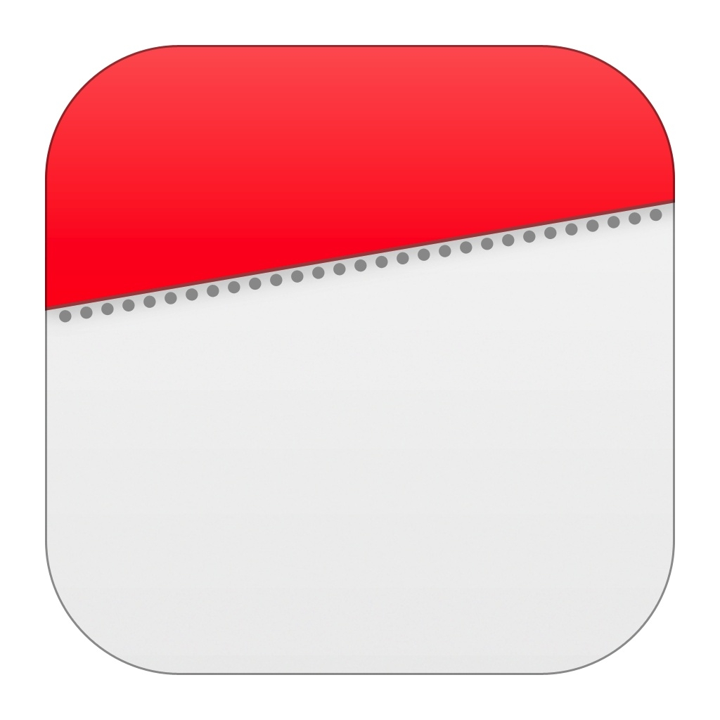 Blank App Icon Png #361202 - Free Icons Library_Iphone 4 Calendar Icon