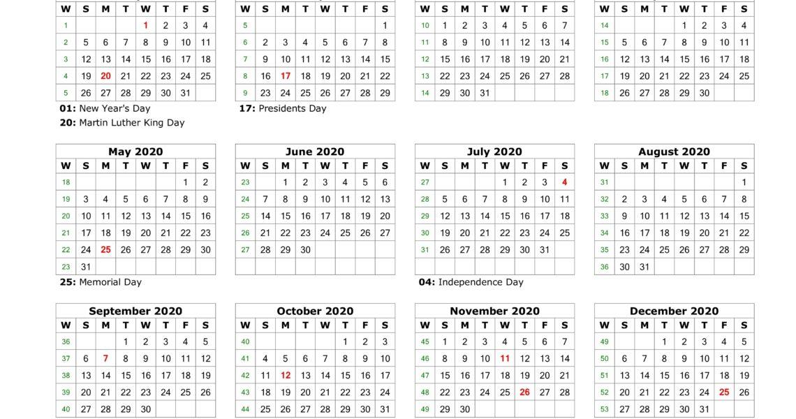 Blank Calendar 2020 | Free Download Calendar Templates_Printable Calendar Blank 2020