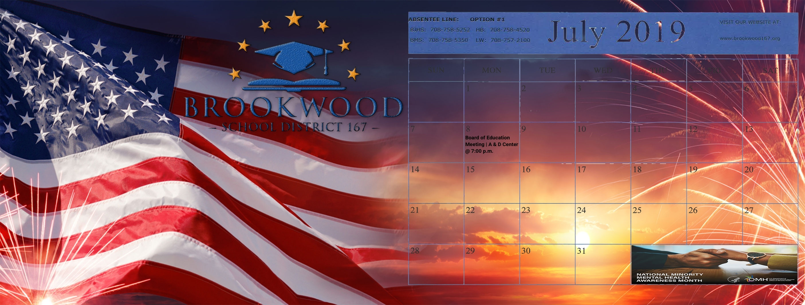 Brookwood School District 167 – Brookwood School District 167_157 C School Calendar