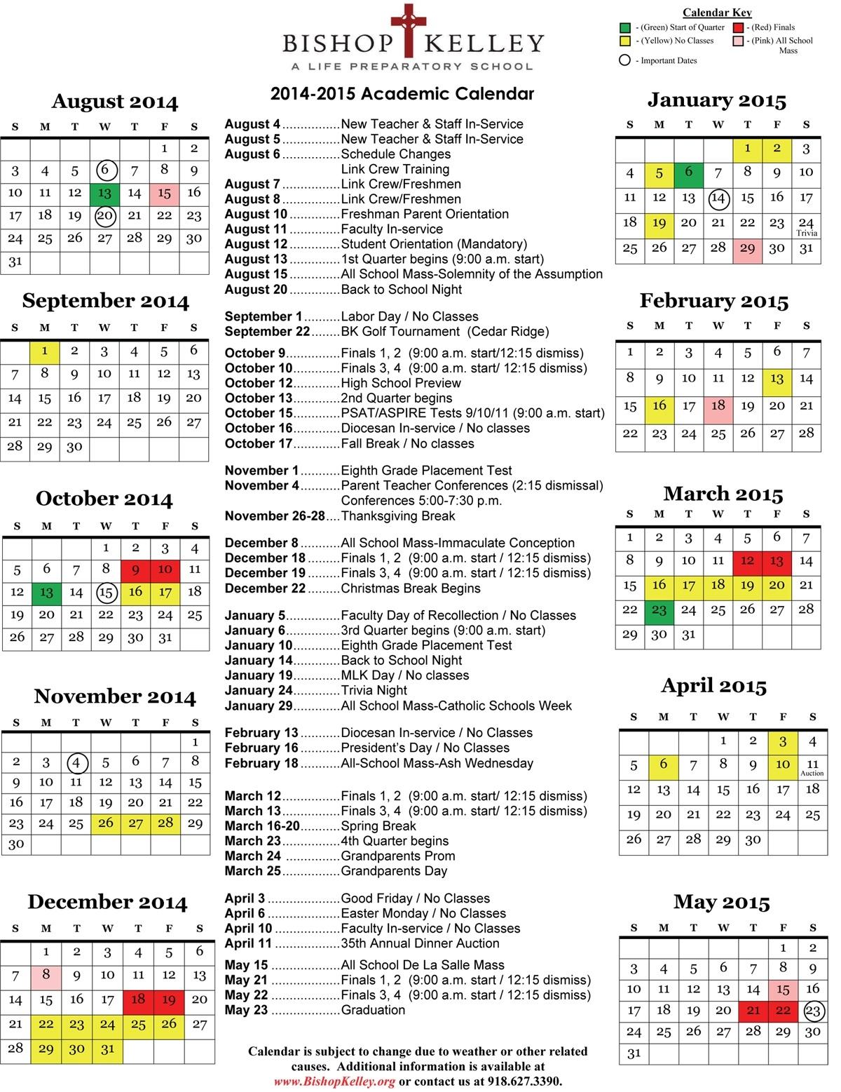 Business Schools: Columbia Business School Academic Calendar_Columbia B School Calendar