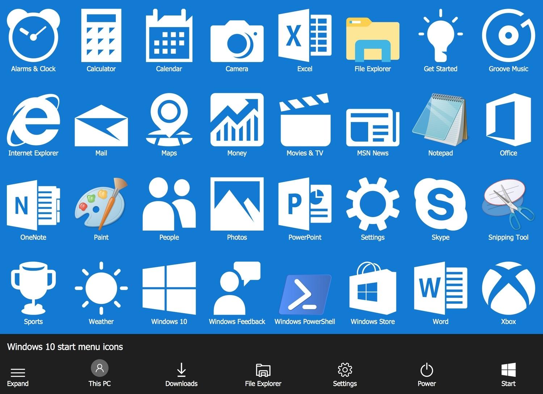 Calculator Icon Windows 10 #313306 - Free Icons Library_Calendar Icon Windows 10