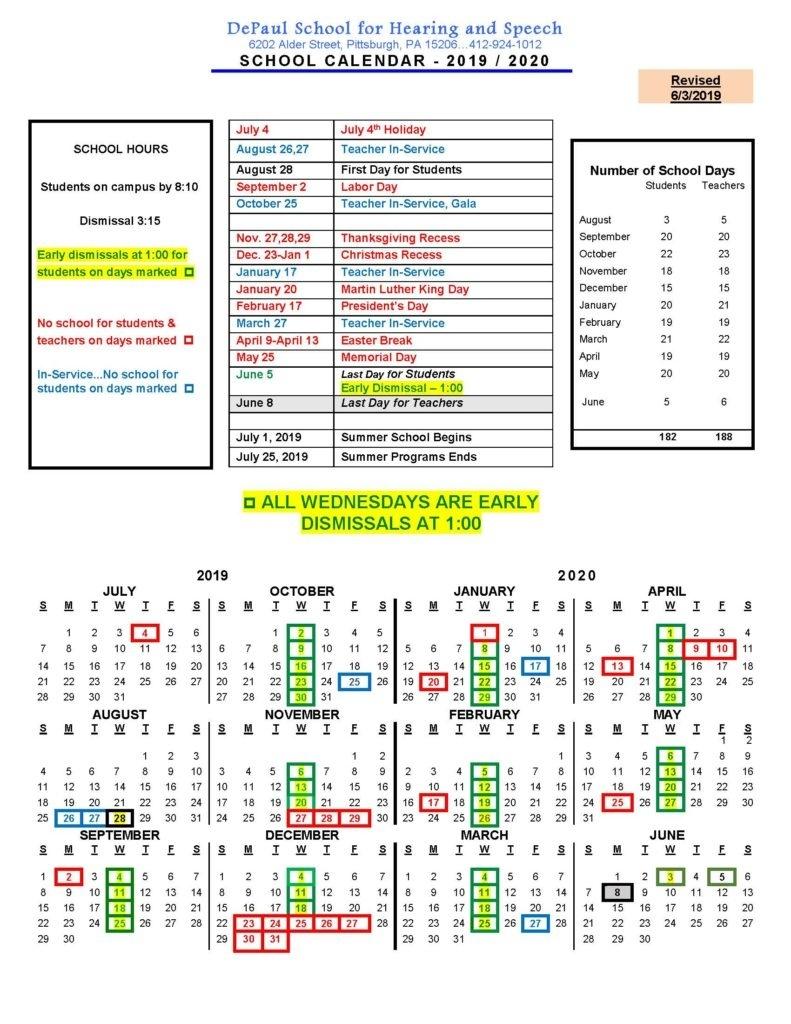 Calendar 2020 March April May - Year 2019 2020 2021 Calendar Vector_School Calendar 2020-19 Deped