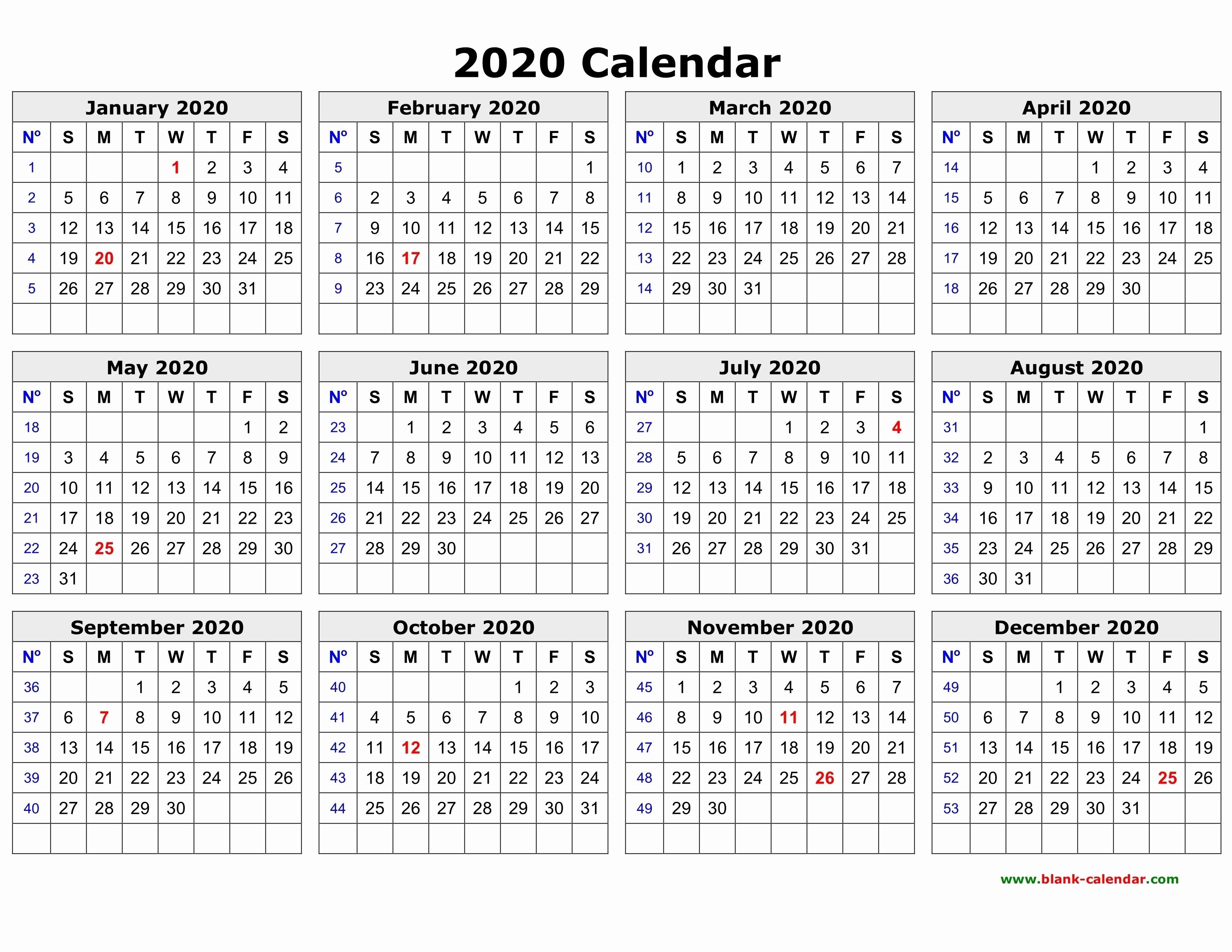 Calendar For School Year 2020-19 | Calendar Design Ideas_Blank Calendar School Year 2020-19
