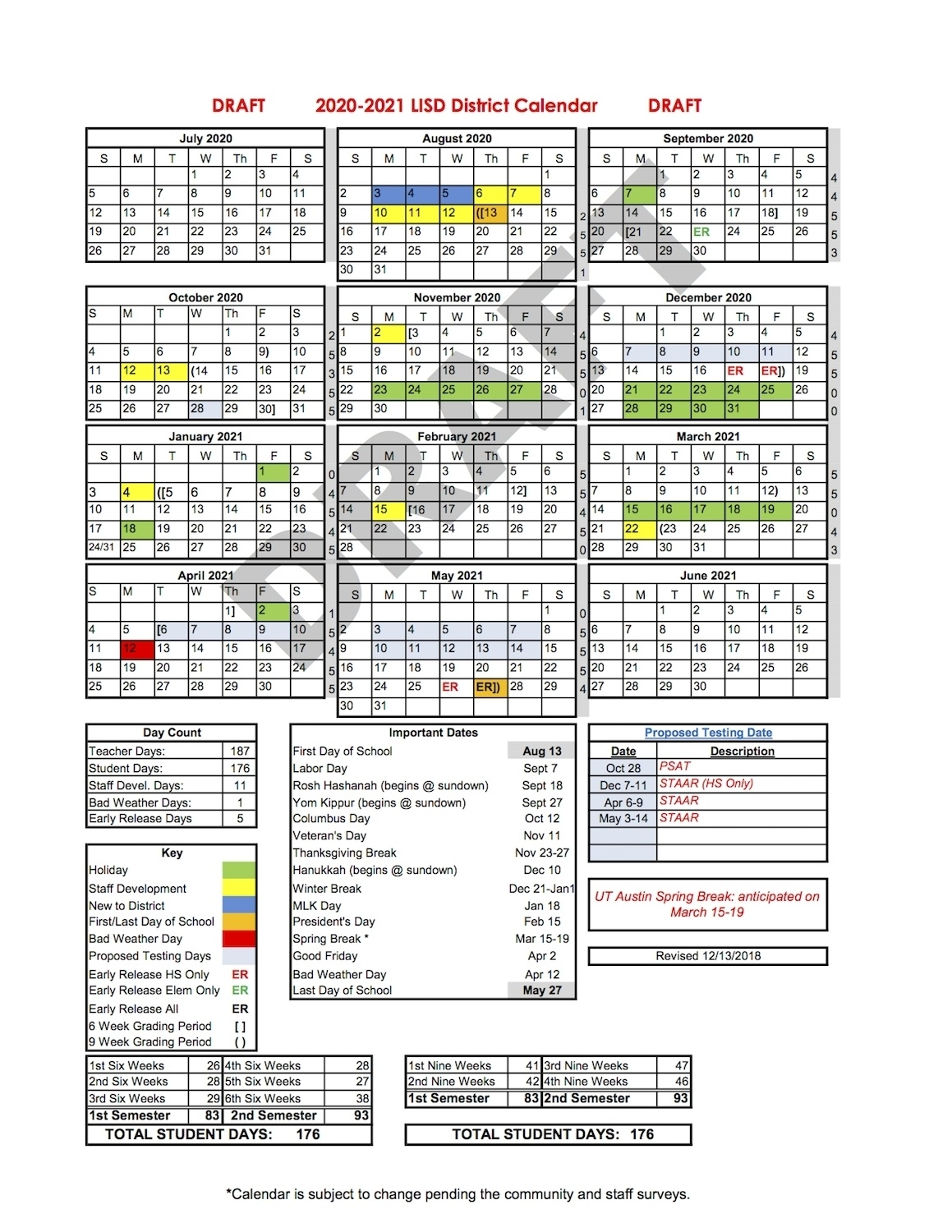 Calendar For School Year 2020-19 | Calendar Design Ideas_School Calendar Of Activities 2020-19