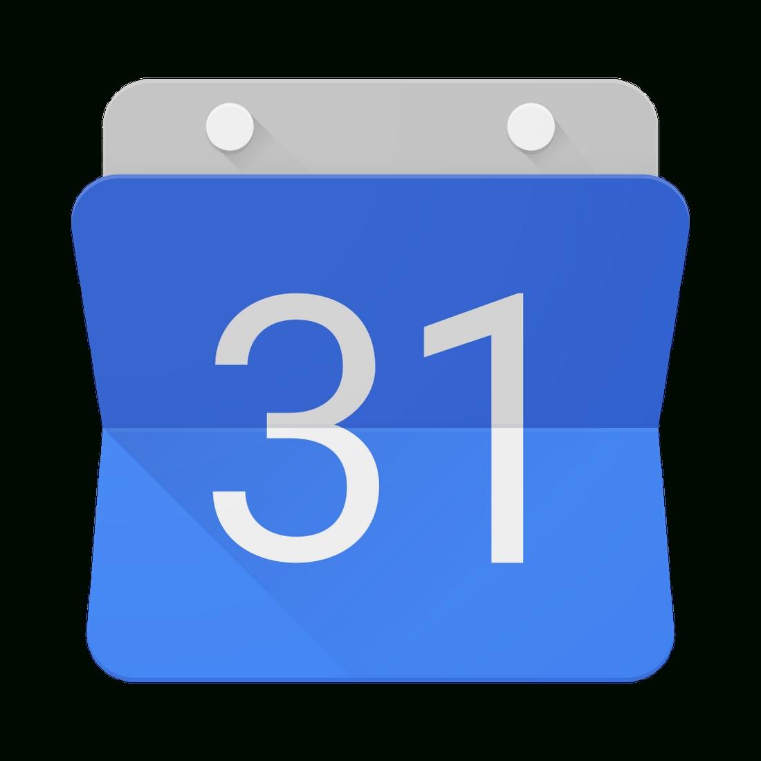 Calendar | Google Blog_Google Calendar Icon Round