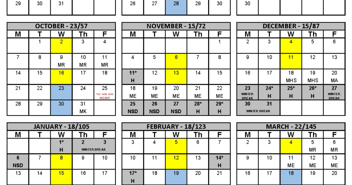 Calendar - Hughson Unified School District_Cal U School Calendar