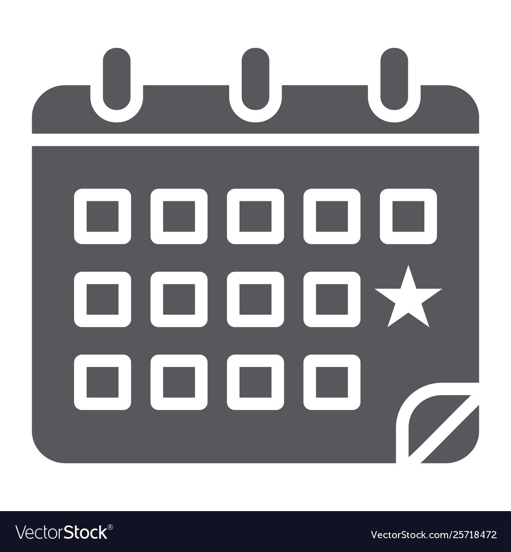 Calendar Icon Glyphicon  </p>   </div>        <br>     <div class=