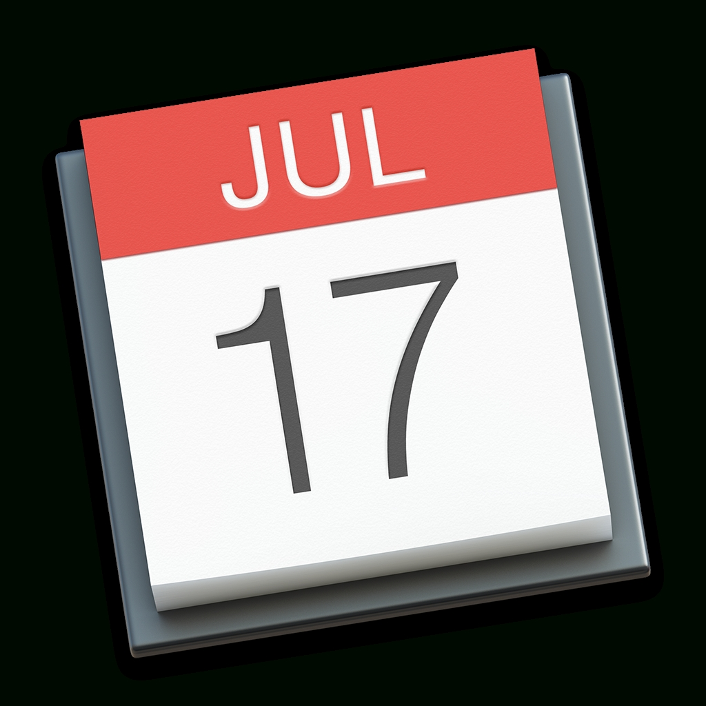 Calendar Icon | Os X Yosemite Preview Iconset | Johanchalibert_Mac Calendar Icon Messed Up