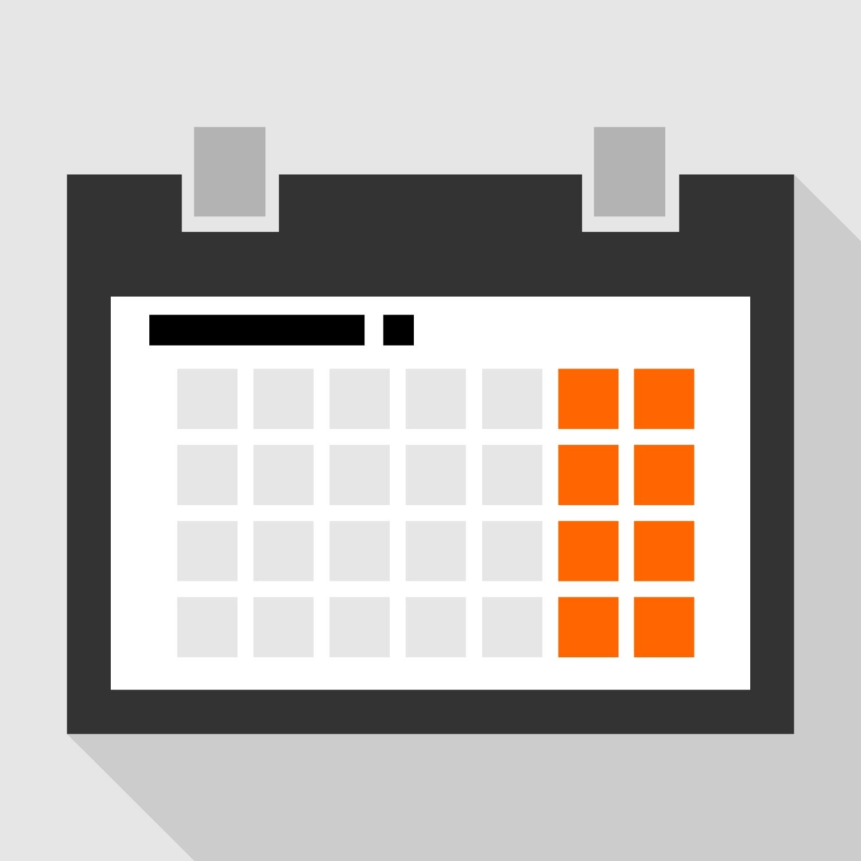 Calendar Icon Vector Cdr • Printable Blank Calendar Template_Calendar Icon Vector Cdr