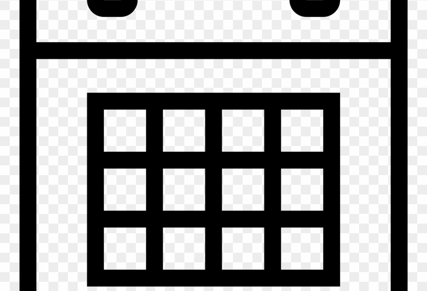 Calendar Icon White Png - Calendar 11 Icon Png Clipart (#385342_Calendar Icon White Png