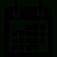Calendar Icons - Download Free Vector Icons | Noun Project_Calendar Icon Noun Project