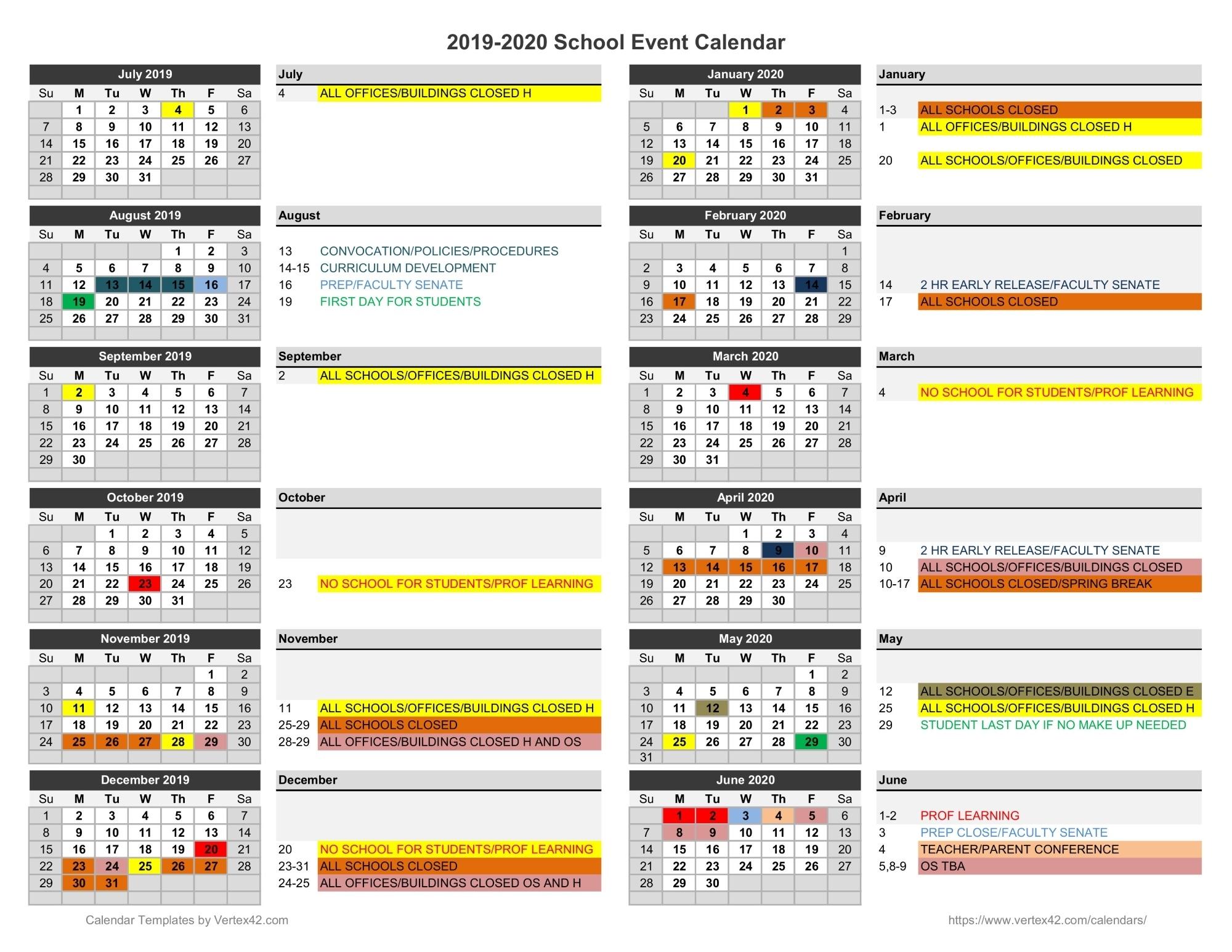 Calendar - Jefferson County Schools_School Calendar Jefferson County Alabama