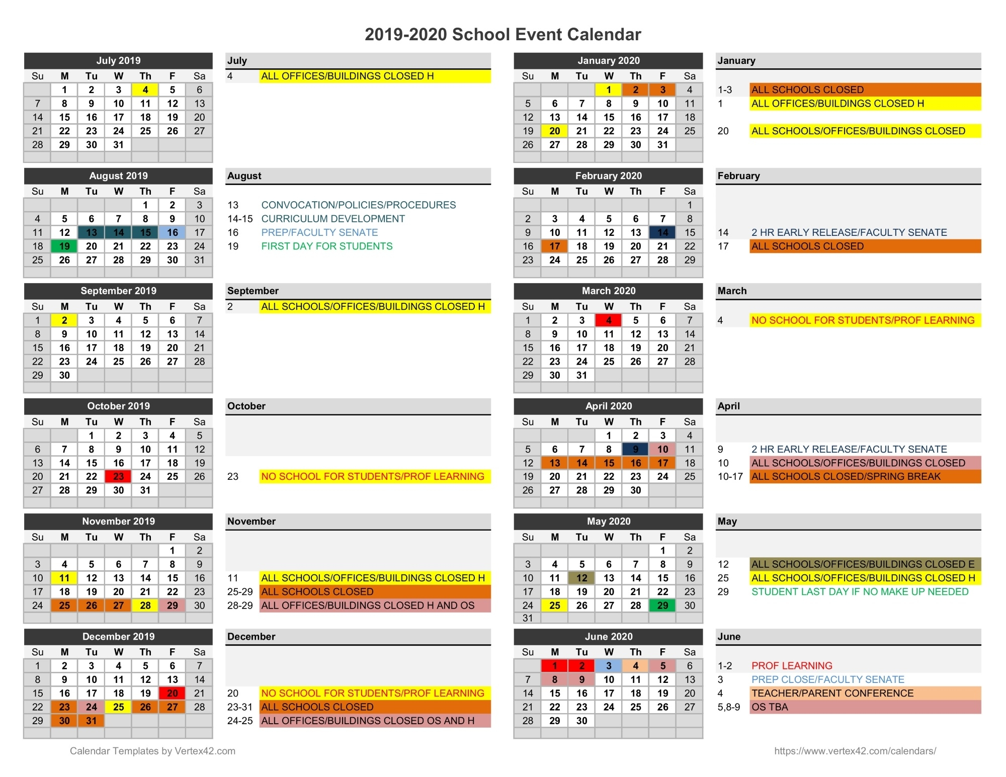 Calendar - Jefferson County Schools_School Calendar Jefferson County Wv