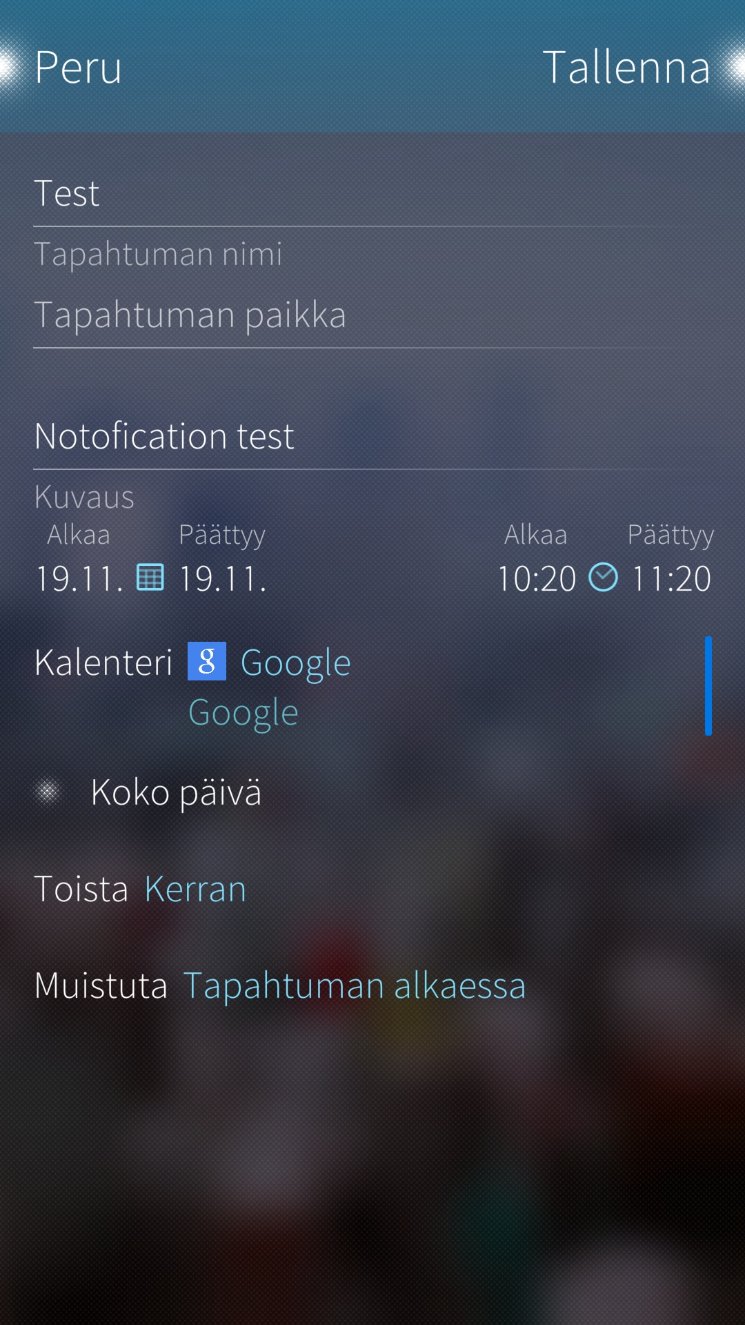 Calendar Notifications Not Working (Google Calendar) [Closed_Calendar Icon Not Working