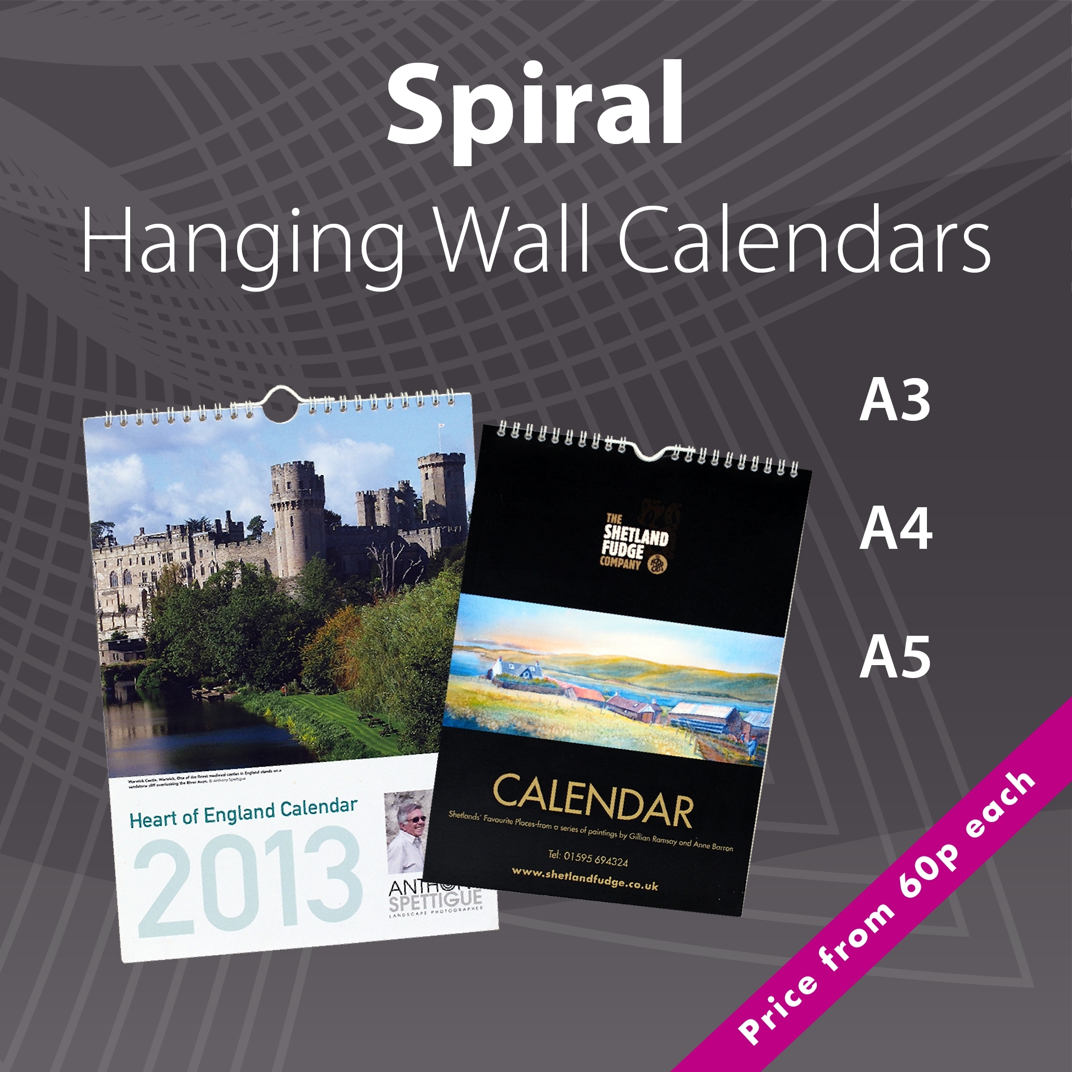 Calendar Printing For Charity | Calendar Design Ideas_A4 Wall Calendar Printing