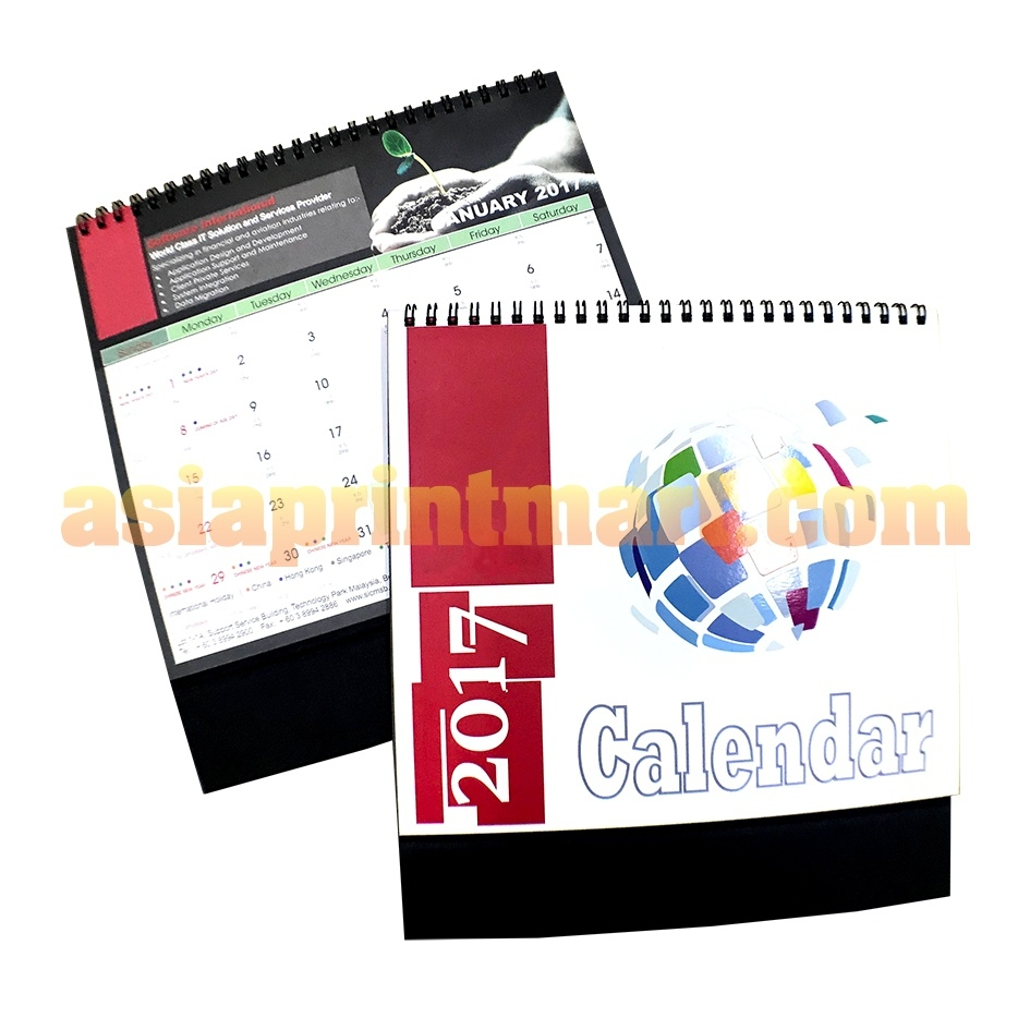 Calendar Printing Malaysia | Table Calendar Printing Companies_Calendar Printing Kuala Lumpur