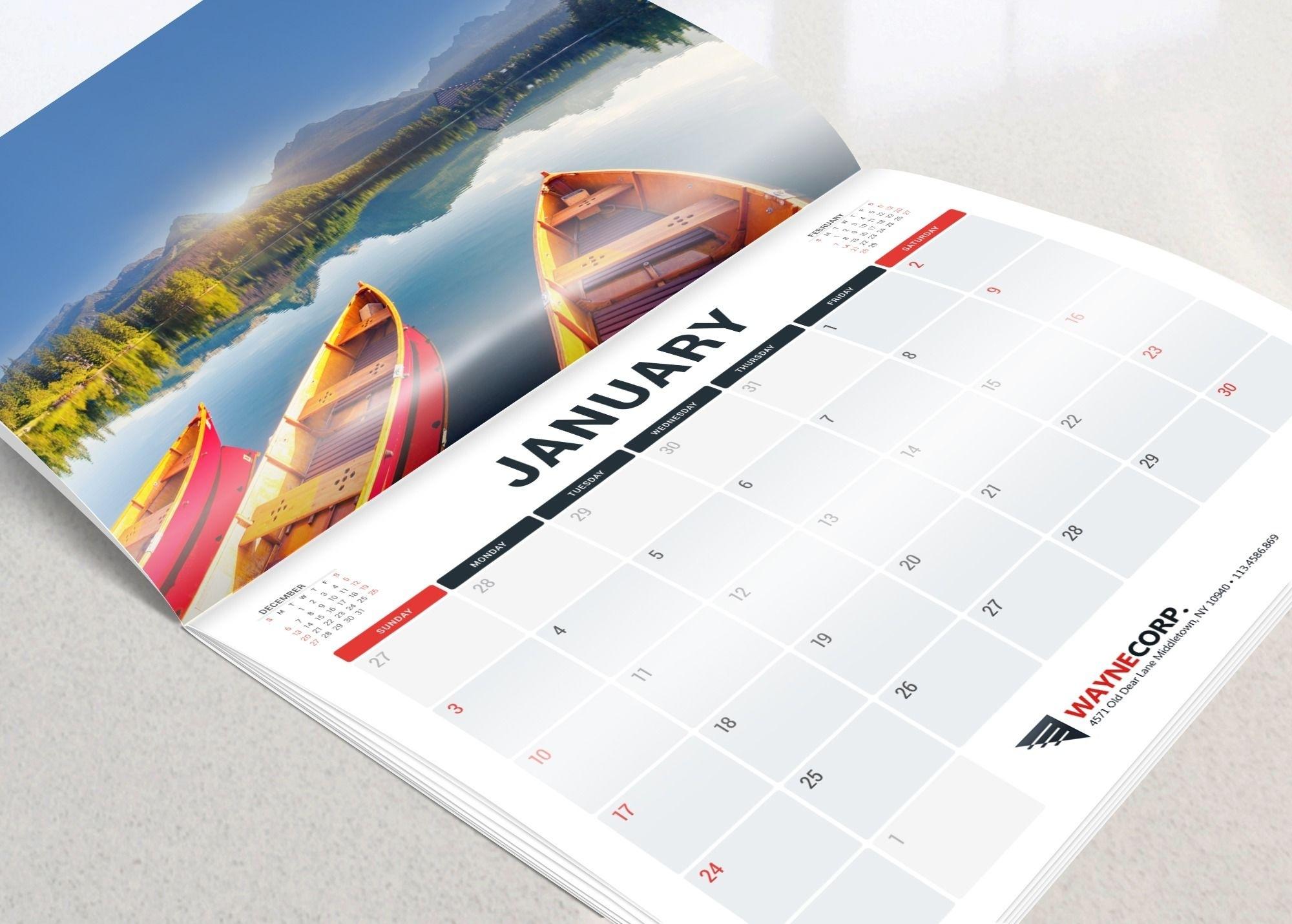 Calendar Printing | Sameday Printing, Sameday Flyers, Election_Calendar Printing In Zimbabwe