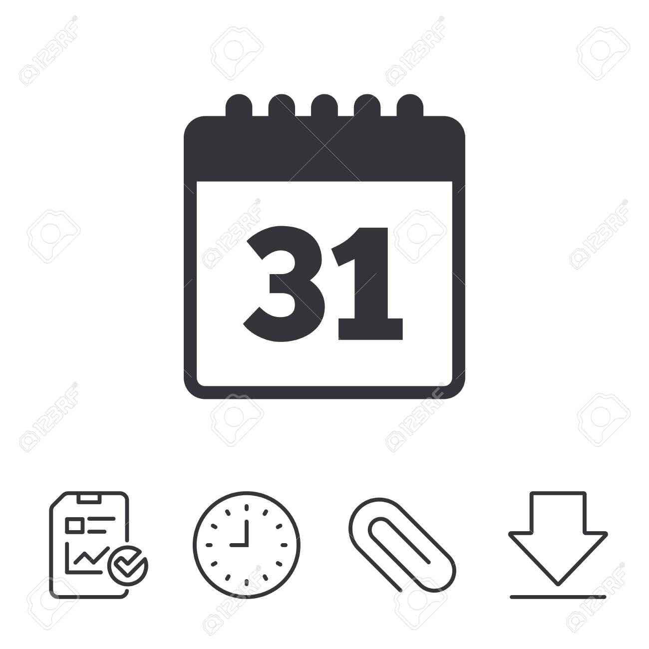 Calendar Sign Icon. Date Or Event Reminder Symbol. Report, Time.._Calendar Date Event Icon