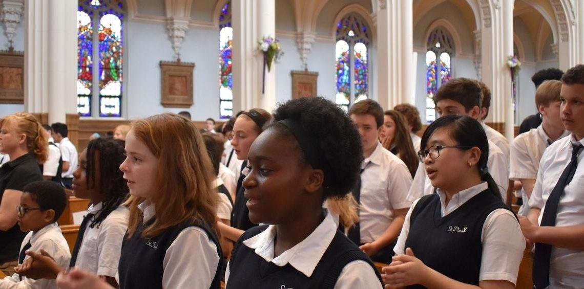 Calendar - St. Pius V School_St Pius V School Calendar