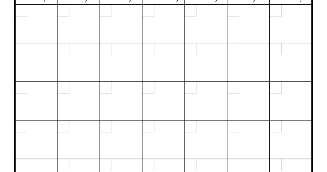 Calendar Templates Printable Free Fieldstation.co | Self Discovery_Calendar Blank Printable Free