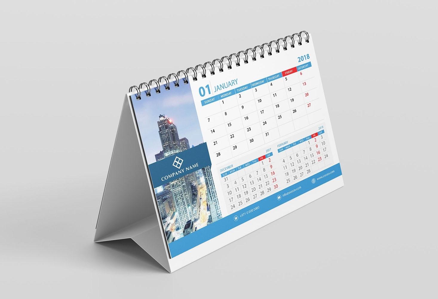 Calendars Printing In Dubai, Abu Dhabi_The Calendar Printing Company