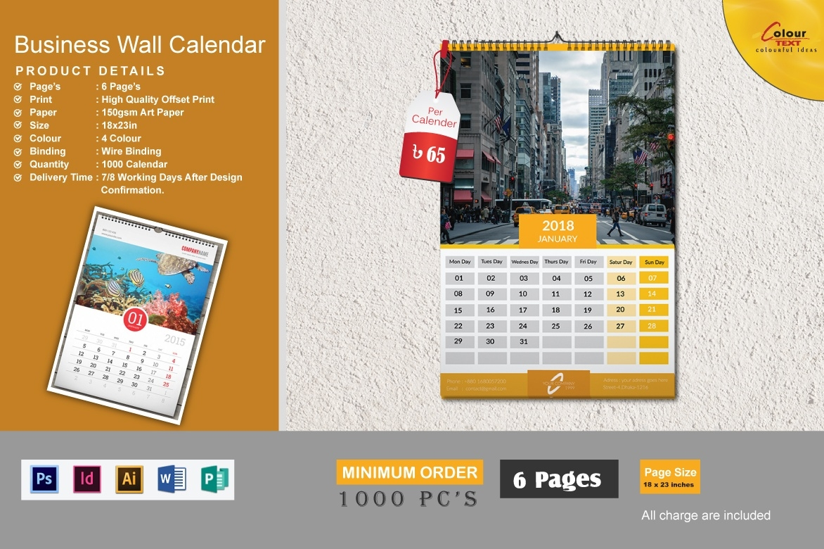 Calendars Printing - Printing Press In Dhaka Bangladesh Bd /printing_Calendar Printing In Dhaka