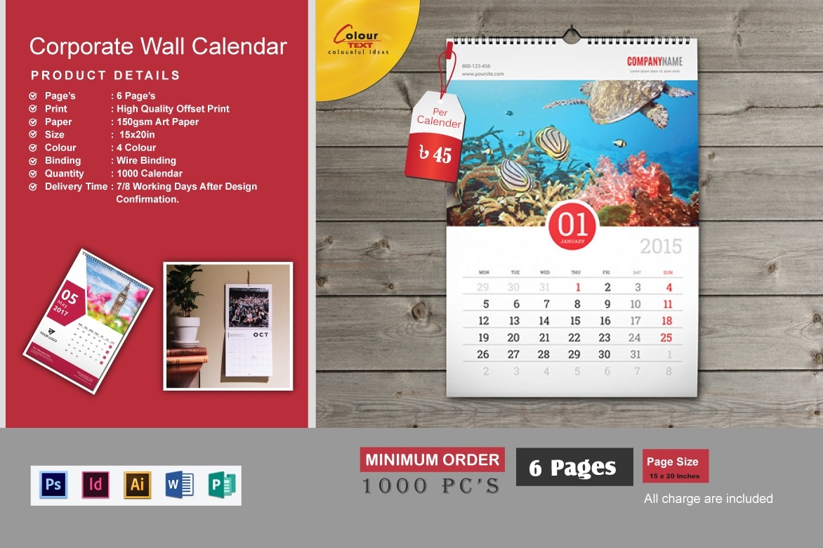 Calendars Printing - Printing Press In Dhaka Bangladesh Bd /printing_Calendar Printing Press Near Me